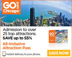chicago tourism brochure request from convention visitor