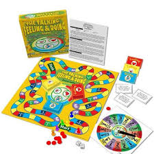 The Talking Feeling Doing Board Game