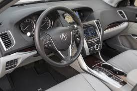 2015 Acura Tlx 35 Sh Awd Interior 02 Automotive