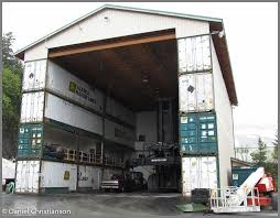 Terra Incognita: Cargotecture By AML   Ideas For The House ... Foundation Options For Fabric Buildings Alaska Structures Shipping Container Barn In Pictures Youtube Standalone Storage Versus Leanto Attached To A Barn Shop Or Baby Nursery Home With Basement Home Basement Container Workshop Ideas 12 Surprising Uses For Containers That Will Blow Your Making Out Of Shipping Containers Any Page 2 7 Great Storage Raising The Roof Tin Can Cabin Barns Northern Sheds Fort St John British Columbia Camouflaged Cedar Lattice Hidden