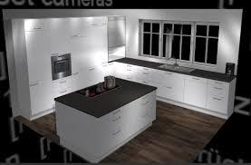offene l küche mit insel 15m neubau küchenplanung