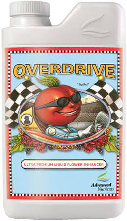 Advanced Nutrients Overdrive Fertilizer - 1L