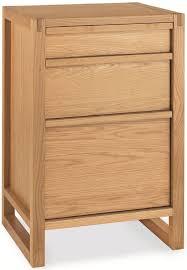 Buy Bentley Designs Studio Oak Filing Cabinet line CFS UK
