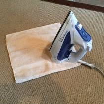 How Remove Wax From Carpet by How To Remove Wax Off Carpet Carpet Vidalondon