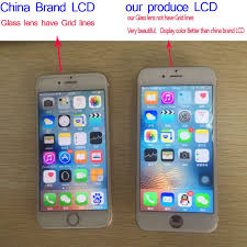 how to the best quality aaa lcd screen for iphone