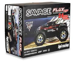100 Hpi Rc Trucks HPI Savage Flux HP 18 Scale RTR Monster Truck HPI104240 Cars