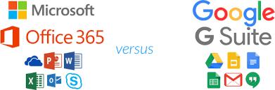 G Suite vs Microsoft fice 365 Blissfully