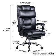 Shop For VANBOW Reclining Office Chair - High Back Memory Foam ... Invicta Office Chair Xenon White Shell Leather Lumisource Highback Executive With Removable Arm Covers Sit For Life Tags Star Ergonomic Family Room Amazoncom Btsky Stretch Cushion Desk Chairs Seating Ikea Costway Pu High Back Race Car Style Merax Ergonomic Office Chair Executive High Back Gaming Pu Steelcase Leap Reviews Wayfair Shop Ryman Management Grand By Relax The Ryt Siamese Cover Swivel Computer Armchair