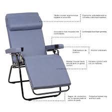 siege relax lafuma fauteuil relax pliable lafuma rpl6 fauteuil de repos tous ergo