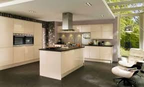 deco cuisine marron et decoration cuisine design et decoration cuisine rustique