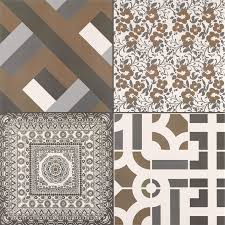 tapis modern patterned floor tile
