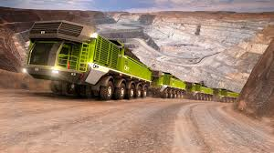 ETF MT-240 Mining Truck Full HD Wallpaper And Background Image ...