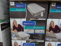 Aerobed Queen Air Bed With Headboard by Aerobed Headboard Queen Bed