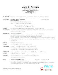 Recent Graduate Resume Objective Objectives For Nursing New Nurse Job