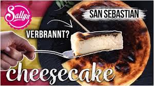 san sebastián cheesecake sallys welt