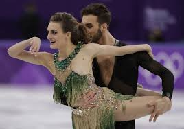 The Latest Highly Decorated Virtue Moir Win Ice Dancing