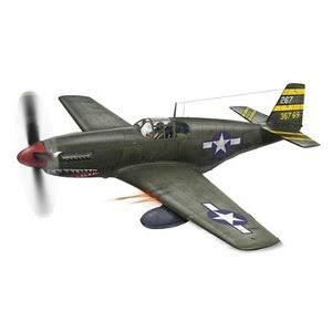 Revell 5256 P-51B/C Mustang Scale Model Kit - 1/48 scale