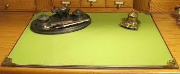 Desk Blotter Paper Pads by Bomber Jacket Oversized Desk Pad Leather Blotter Regarding New
