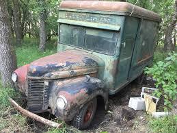 100 1946 International Truck KB3 Classic Car Restoration Club