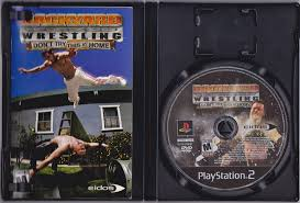 Pre-Owned Backyard Wrestling: Don't Try This At Home (Sony ... Hulk Hogan Video Game Is Far From Main Event Status Wrestling Best And Worst Video Games Of All Time Backyard Dont Try This At Home Ps2 Intro Sles51986 Retro New Iphone Game Launches Soon Features Wz Wrestlezone At Cover Download 1 2 With Wgret Youtube Sports Football Outdoor Goods Usa Iso Isos The 100 Best Matches To See Before You Die Wwe Reapers Review 115 Index Of Juegoscaratulasb Wrestling Fniture Design And Ideas