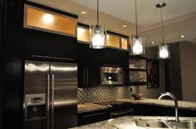 contemporary kitchen lighting home design and decorating