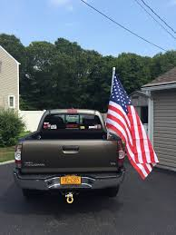 Flag Pole In The Bed   Page 3   Tacoma World The Trusted Detailed Information Car Part 409 Total Frat Move Pledges Creating The Tallest Flag Pole At Tailgate Nissan Titan Forum View Single Post Reciever Hitch Olympia Firefighters On Twitter Ffs From All Over Washington Student Says Confederate Theft Sparked Protests Side Mount Flagpole Pulley Flags Intertional Commercial Vertical Wall Alinum Flagpoles And Residential Installation Amazoncom Dragon Slayer Accsories Black Hitch Holder Aor Off Road 9ft Red Flag Pole With Ramyautotivecom Maximum Promotions Inc American