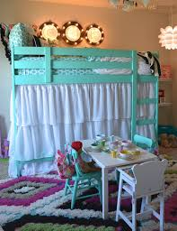 Svarta Loft Bed by Ikea Bunk Bed Hack Two Thirty Five Designs