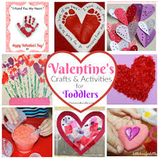 The BEST Valentines Crafts And Activities For Toddlers Here Youll Find Easy Play