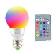 Color Changing Magic Light Bulb
