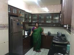 Kitchen Star Malathimadhavans U Shaped