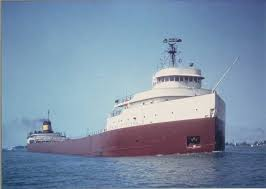Edmund Fitzgerald Sinking Location by Mariners Weather Log Vol 54 No 3 December 2010