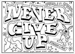 Quote Coloring Pages Project Awesome Inspirational For Adults