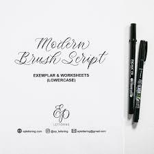 Shop EP Lettering Toronto Modern Calligraphy