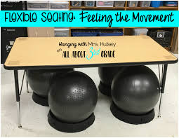 Ball Seats For Classrooms by Flexible Seating Feeling The Movement All About 3rd Grade