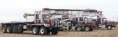 Ronco Oilfield Hauling Ltd. - Ronco Oilfield Hauling