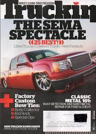 100 New Lifted Trucks Truckin Vol 42 No 4 February 25 2016 Magazine WORLDS LEADING TRUCK
