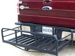 Amazon.com: Premium USA Auto Truck SUV Hitch And Ride Black Cargo ...