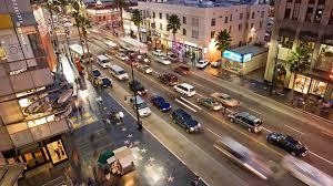 Other Hollywood Boulevard Los Angeles Kodak Theatre City Dusk