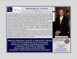 Michael W. Czack Cleveland OH, Personal Injury Law Lawyer | Michael ... Ohio Truck Driver Charged In Cnection With Fatal Crash Accident Attorneys Landskroner Grieco Merriman Llc Super Lawyers And Kentucky 2016 Page 3 Anthesia Malpractice Tittle Plmuter Bus Accidents Archives Car Nurenberg Paris Injury Personal Law Firm Carroll County Ga Your Georgia Made Simple 1800 Wreck Lawyer Cleveland Friedman Domiano Smith Motorcycle Attorney Attorneyvidbunch Pedestrian