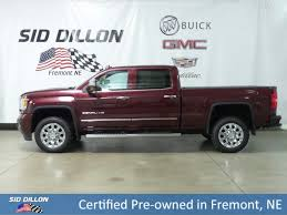 Certified Pre-Owned 2016 GMC Sierra 2500HD Denali Crew Cab In ... 2018 Gmc Sierra Denali Review Exploring The Redwoods 2016 1500 Pickup Truck Ultimate Life Lux Trucks Canyon Debut At La Show Big Bright And Beautiful Jacob Andersons 2015 2019 Preview Test Drive Pressroom United States 2500hd General Motors Nextgeneration Photo Ask Tfltruck Can I Take My Offroad On 22s New Luxury Vehicles And Suvs