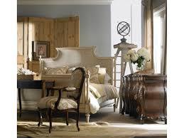 Hickory White Furniture 305 25 Bedroom King Upholstered Panel Bed