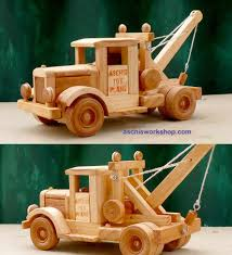 Plan# 230 Tuff Truck Tow Truck From The 1930's. This Is A Superb ...