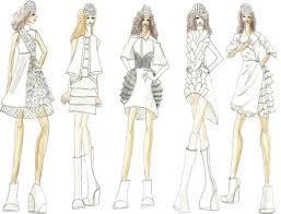 How To Draw A Dress Design Decor