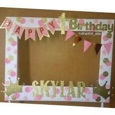Pink White And Gold Birthday Decorations by Best 25 Princess Birthday Party Decorations Ideas On Pinterest