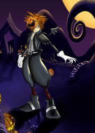 Halloween Town Sora by Sora Halloween Town Coloured By Blackheartprincess On Deviantart
