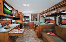 Vintage Motorhomes Pictures Interiors