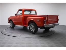 100 Cheyenne Truck 1972 Chevrolet C10 Pickup For Sale ClassicCarscom
