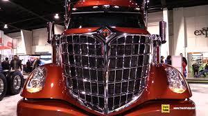 100 Lonestar Truck 2018 International Exterior And Interior Walkaround