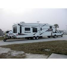 Zep Wet Look Floor Finish Rv by How To Tow A Fifth Wheel Trailer With A Lifted Truck Rv Safety