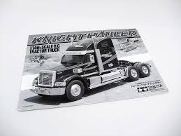 100 Knight Truck Tamiya Hauler 114 Scale RC Tractor Manual 56314